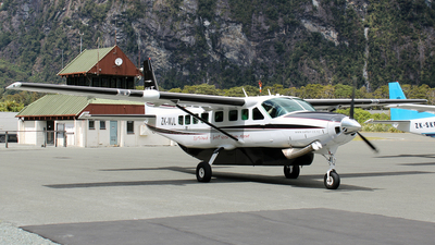 ZK-MJL - Cessna 208B Grand Caravan - Salt Air