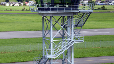 LSZC - Airport - Control Tower