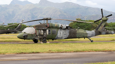 EJC2140 - Sikorsky UH-60L Blackhawk - Colombia - Army