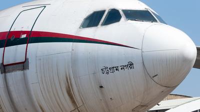 S2-ADF - Airbus A310-325 - Biman Bangladesh Airlines