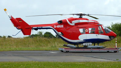 D-HAOE - MBB BK117C-1 - HTM Helicopter Travel Munich