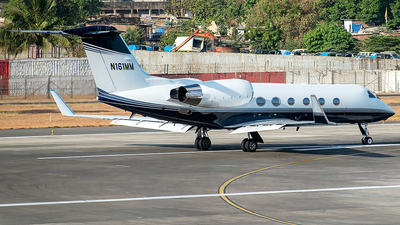 N161MM - Gulfstream G300 - Private
