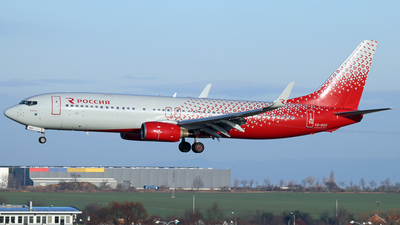 VQ-BSS - Boeing 737-8AS - Rossiya Airlines