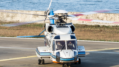 B-7352 - Sikorsky S-92A Helibus - China Southern Airlines