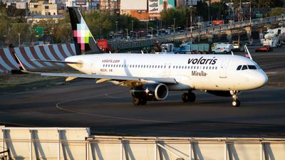 N522VL - Airbus A320-233 - Volaris