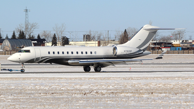 A picture of N782SF - Bombardier Global 7500 - [70023] - © Guy Langlois