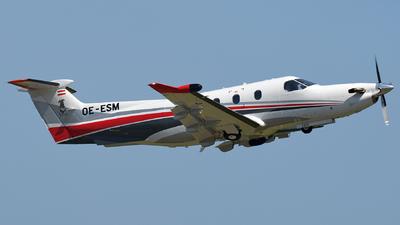 OE-ESM - Pilatus PC-12/47E - Private