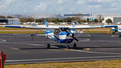 N437ER - Cessna 172S Skyhawk SP - Embry-Riddle Aeronautical University (ERAU)