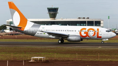 A picture of PRVBO - Boeing 73773V - GOL Linhas Aereas - © Matheus Lima