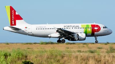 A picture of CSTTI - Airbus A319111 - [0933] - © Eduardo Paixao Silva
