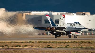 165218 - McDonnell Douglas F/A-18C Hornet - United States - US Marine Corps (USMC)