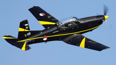 L-09 - Pilatus PC-7 - Netherlands - Royal Air Force