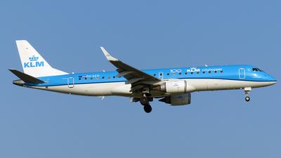PH-EZD - Embraer 190-100STD - KLM Cityhopper