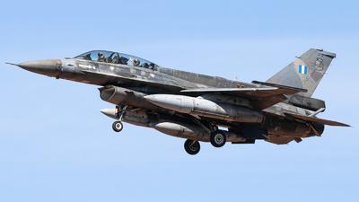 611 - Lockheed Martin F-16D Fighting Falcon - Greece - Air Force