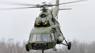 6104 - Mil Mi-17-1V Hip - Poland - Army