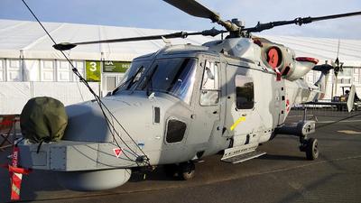 ZZ529 - Agusta-Westland AW-159 Wildcat HMA2 - United Kingdom - Royal Navy