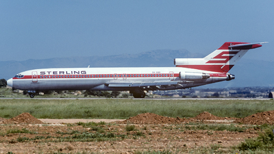 OY-SBG - Boeing 727-2J4(Adv) - Sterling Airways