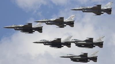 4051 - Lockheed Martin F-16C Fighting Falcon - Poland - Air Force