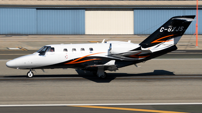 C-GXJS - Cessna 525 CitationJet M2 - Atlantis Aviation