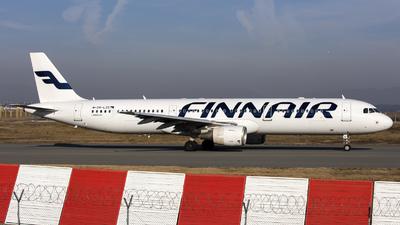 OH-LZE - Airbus A321-211 - Finnair