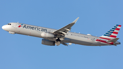 A picture of N106NN - Airbus A321231 - American Airlines - © William Vignes
