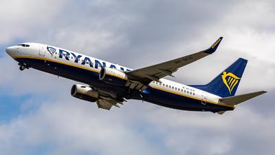 9H-QCD - Boeing 737-8AS - Ryanair (Malta Air)
