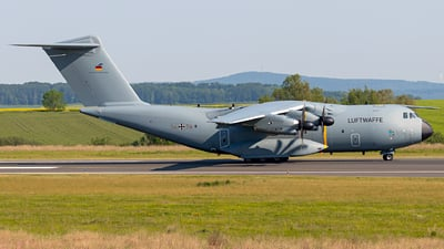 54-06 - Airbus A400M - Germany - Air Force
