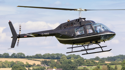 G-TREE - Bell 206B JetRanger III - Private