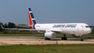 CU-C1703 - Tupolev Tu-204-100CE - Cubana Cargo