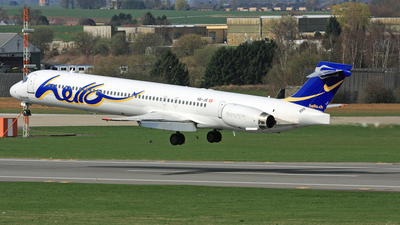 HB-JIE - McDonnell Douglas MD-90-30 - Hello