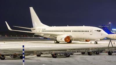 EI-GCV - Boeing 737-7CT - Alrosa-Avia