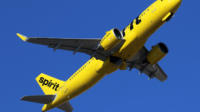 A picture of N931NK - Airbus A320271N - Spirit Airlines - © Roger M