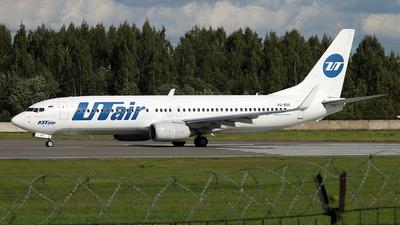 A picture of VQBQS - Boeing 7378GU - UTair - © Malyshev Andrei