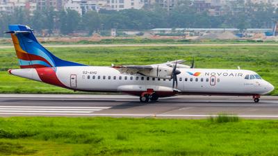 A picture of S2AHG - ATR 72500 - Novoair - © Samaul Haque Tasdid