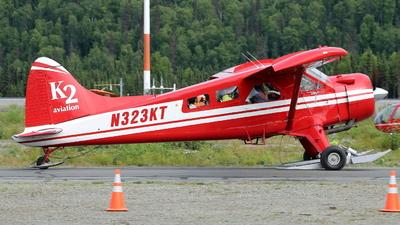 N323KT - De Havilland Canada DHC-2 Mk.I Beaver - K2 Aviation