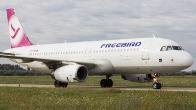 TC-FBR - Airbus A320-232 - Freebird Airlines