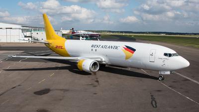 G-JMCX - Boeing 737-406(SF) - Atlantic Airlines
