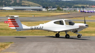 G-RKAF - Diamond DA-40D Diamond Star - Airways Aviation