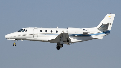 EC-KPB - Cessna 560XL Citation XLS - JetNova