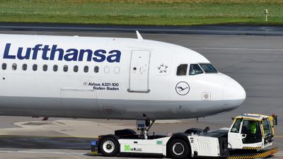 D-AIRB - Airbus A321-131 - Lufthansa