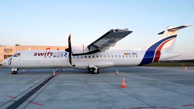 EC-MKE - ATR 72-212A(500) - Swiftair