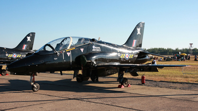 XX198 - British Aerospace Hawk T.1A - United Kingdom - Royal Air Force (RAF)
