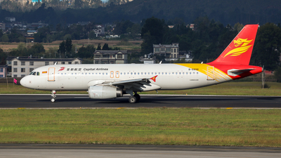 B-6898 - Airbus A320-232 - Capital Airlines