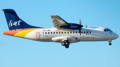 A picture of V2LIM - ATR 42600 - [1018] - © Che Stuart