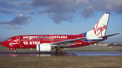 VH-VBB - Boeing 737-7Q8 - Virgin Blue Airlines