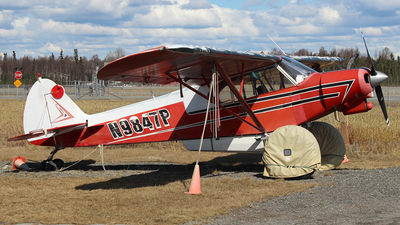 N9847P - Piper PA-18-150 Super Cub - Private