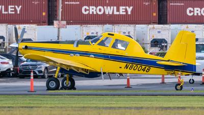 N80048 - Air Tractor AT-802 - Private