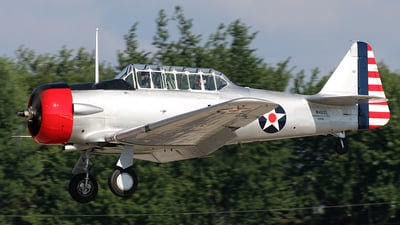 N46SL - North American AT-6C Texan - Private