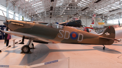 K9942 - Supermarine Spitfire Mk.I - United Kingdom - Royal Air Force (RAF)