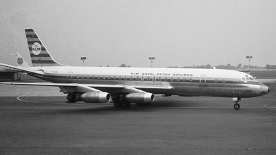 PH-DCC - Douglas DC-8-33 - KLM Royal Dutch Airlines